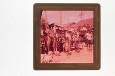 Chine China Voyage Photo d'un Amateur Français Diapositive sur Film souple