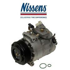 For BMW E90 E91 330i 328i 325i Air Condition A/C Compressor w/ Clutch Nissens