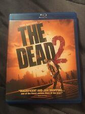 The Dead 2 (Blu-ray, 2014) ZOMBIE MOVIE