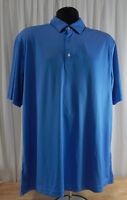 NWT Mens Greg Norman ML75 Short Sleeve 3 Button Play Dry Golf Polo Shirt VARIETY