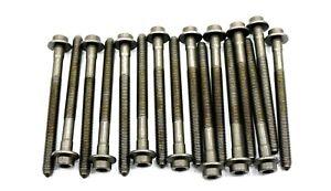 NEW OEM Ford Cylinder Head Bolts Set of 16 F7TZ6065AC Ranger Explorer 4.0 97-11