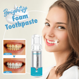 Brightify Deep Cleaning Foam Toothpaste Hot Sales