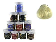 LA RICHE DIRECTIONS HAIR DYE COLOUR WHITE TONER x 4 TUBS