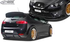 RDX Bodykit SEAT LEON 1p FR/CUPRA 2012+ SPOILER-Set Front posteriore minigonne
