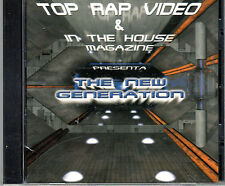 VARIOS ARTISTAS - TOP RAP VIDEO - PRESENTA THE NEW GENERATION - CD