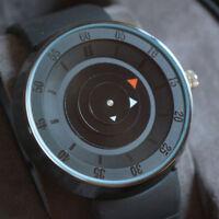 Mode Herren Edelstahl Analog Army Militär Quartz Sport Armbanduhr Neu