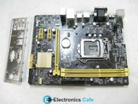 H81M-A Asus Socket 1150 System Board with I/O SHIELD Motherboard System Board