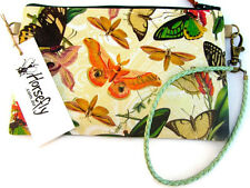 NEW Tobacco pouch butterfly bag wristlet purse handmade in Australia HORSEFLY