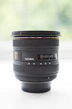 Sigma 10-20mm Wide Angle Lens Nikon