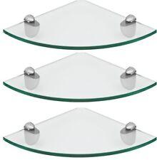 Mobili e pensili mensole trasparente per il bagno