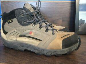 Garmont Hiking Boots Men's Brown Leather Gore-Tex Waterproof - US 12