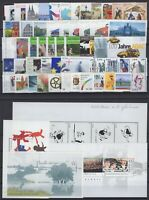 CB145267/ GERMANY – YEAR 2003 MINT MNH MODERN LOT – CV 235 $