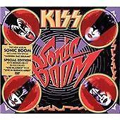 Kiss - Sonic Boom (2009 3 Disc Set) 24HR POST
