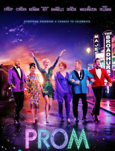 The Prom (DVD) BRAND NEW & SEALED DVD  Region 1 (USA)