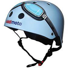 Casques bleus Kiddimoto pour cyclisme