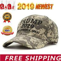 Make America Great Again-donald Trump 2020 Hat 45th President  Camo Hat USA