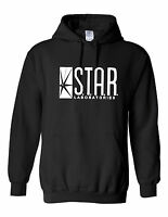Inspired STAR Laboratories Hoodie-The Flash TV Series S.T.A.R.Labs Hoody Top