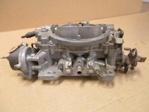Ford linkage Carter AFB 9637sa Carburetor 625cfm Electric Choke