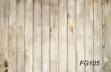 LB 5X3FT Wood Wall Floor vinyl photography Custom Backdrop Background prop FG105