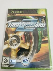 XBOX Need for Speed Underground 2 BRAND NEW - FACTORY SEALED