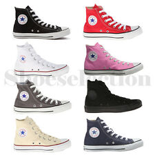 edbae5fbda2 Converse CHUCK TAYLOR All Star High Top Unisex Canvas Shoes Sneakers NEW