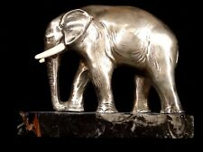 VERY NICE ORIGINAL ART DECO ELEPHANT BY FRENCH ARTIST MARCEL BOURAINE