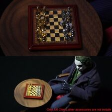 "Custom 1/6 Scale Chess Scene Accessories Game Model Toys For 12"" Action Figure"