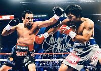 Manny Pacquiao 8x10 Signed Photo Autographed REPRINT