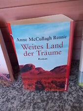 Weites Land der Träume, ein Roman von Anne McCullagh Rennie, aus dem Weltbild Ta