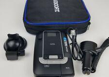 Escort Max360 Laser Radar Detector GPS Bluetooth - Black, NEW OPEN BOX