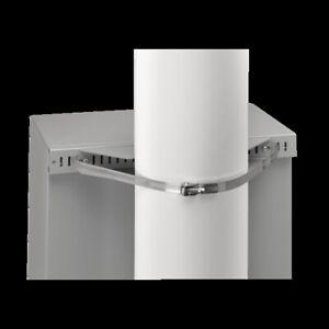 "Hoffman Concept Pole Mounting Kit CPMK16 Fits 12"" Enclosure 3""-12"" Pole"