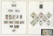Mauritania Collection 1906-1977 on 56 Minkus Specialty Pages