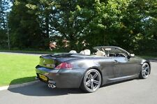 E63 Rear Bumper M6 V1 Style for the BMW 6 Series