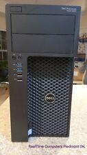 Dell Precision Tower 3620 Computer i7-7700K 4.2Ghz 16GB DDR4 256GB m.2 SSD 10Pro