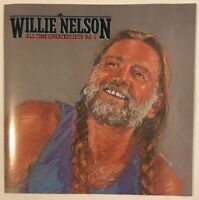 WILLIE NELSON ALL TIME GREATEST HITS VOL. 1 CD RCA USA 1988 NEAR MINT