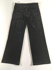 BCBG Maxazria Womens Pants Color Black Size XL