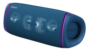 Sony XB43 Portable Bluetooth Speaker - Blue