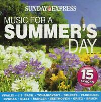 Music For A Summer's Day 2005 Sunday Express Promo Classical Music CD Beethoven