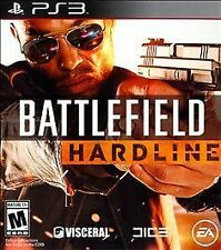 Battlefield Hardline - PlayStation 3, (PS3)