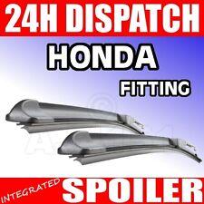 Honda Civic 01- vtec type r ep3 aero flat wiper blades