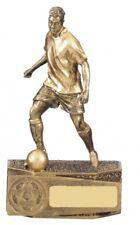 Valiant RF071 series HD resin football trophies from £8.75