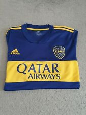 More details for boca juniors home football shirt 2020-2021 size xl argentina