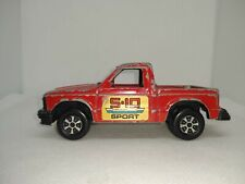 VINTAGE TOOTSIE CHEVY S-10 PICKUP TRUCK
