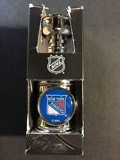 """New York Rangers 1994 Mini Stanley Cup Nhl Holo New Messier Lundqvist 4"""" in box"""