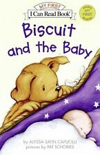 My First I Can Read: Biscuit and the Baby by Alyssa Satin Capucilli (2005, Paper