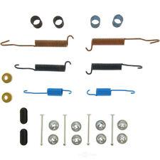 Drum Brake Hardware Kit Rear Centric 118.66001