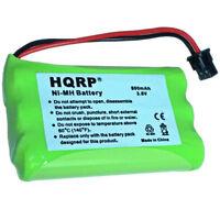 HQRP Batería Del Teléfono para Radioshack 43-3571 43-3580 43-3815 43-3871