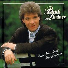 (CD) Patrick Lindner –Eine Handvoll Herzlichkeit - Ich Hätt' Dich Sowieso Geküßt