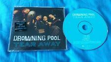 Drowning Pool - Tear Away - CD Single - 3 Songs + Video - 2001