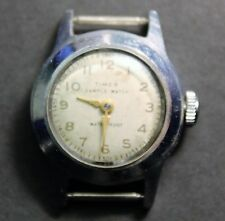 "Vintage Timex ""Sample Watch"" - Rare Sales Sample"